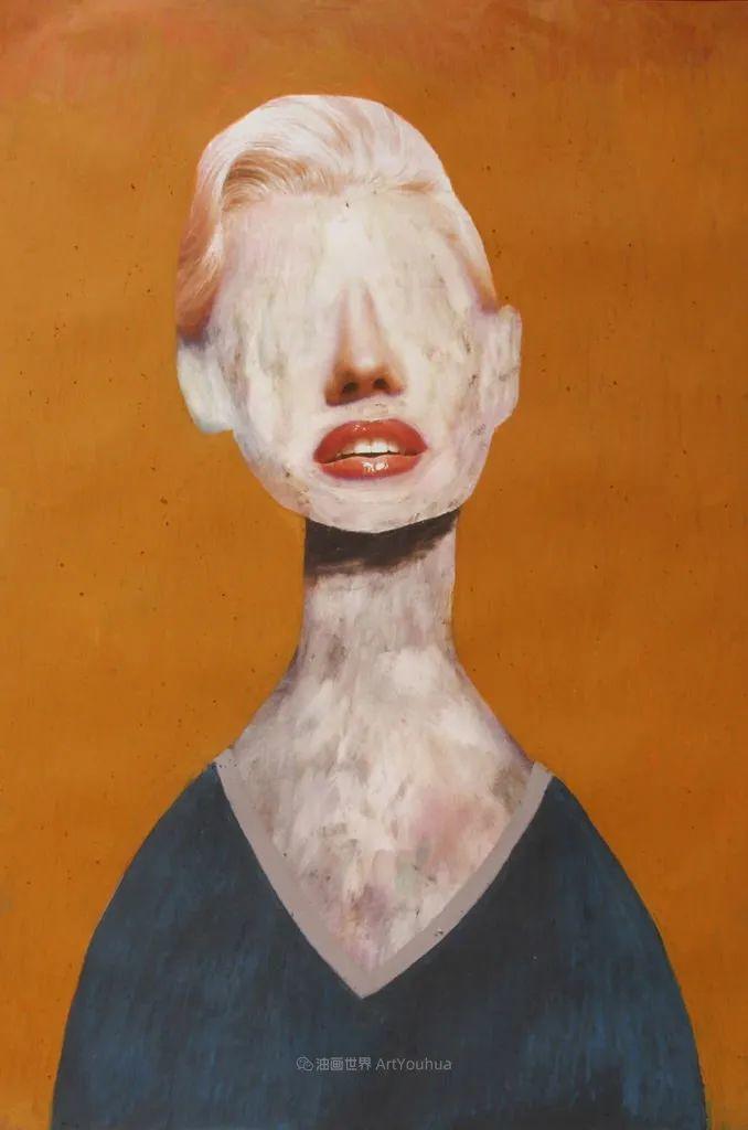 令人震惊的、美丽而奇异的肖像插图103