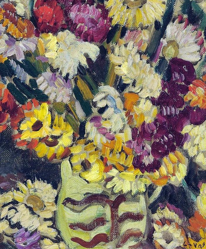 笔触粗犷的花卉,令人陶醉色彩!插图3