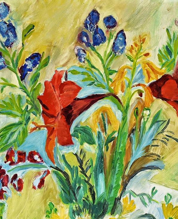 表现主义的色彩与笔触,第一代瑞典现代主义领军人物插图14