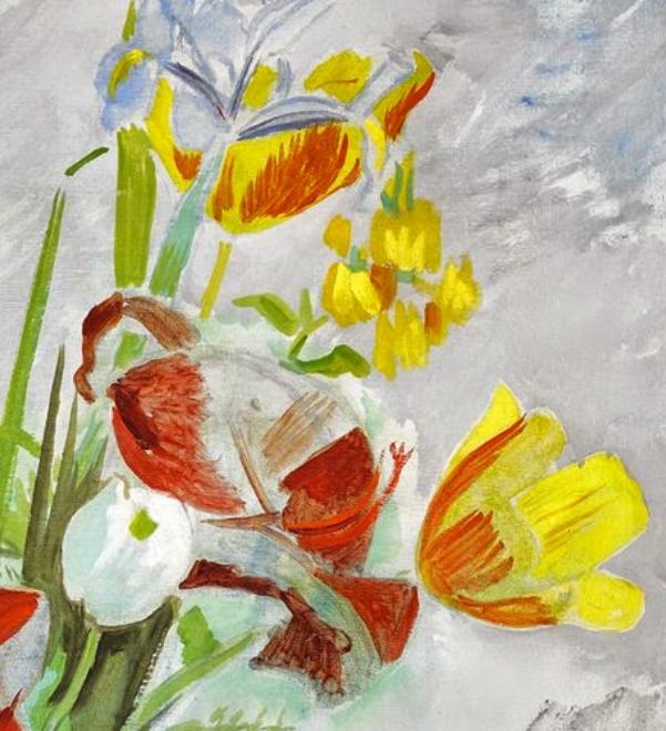 表现主义的色彩与笔触,第一代瑞典现代主义领军人物插图30