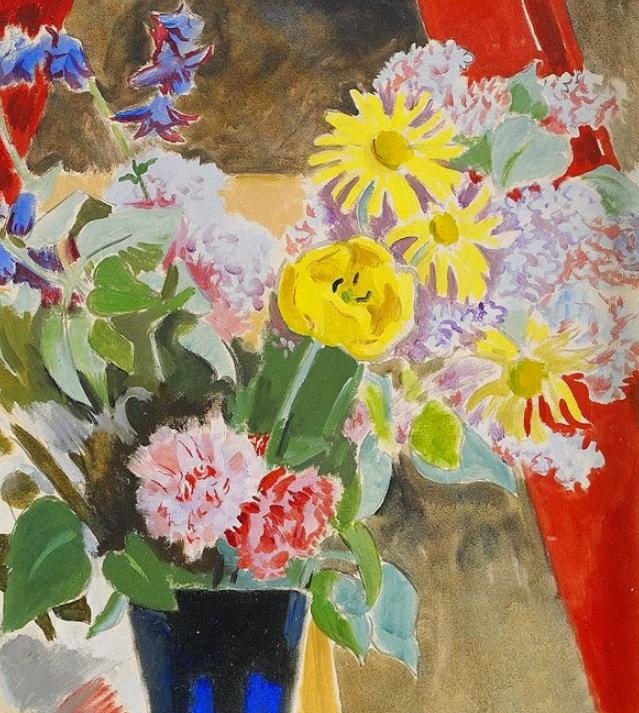 表现主义的色彩与笔触,第一代瑞典现代主义领军人物插图46