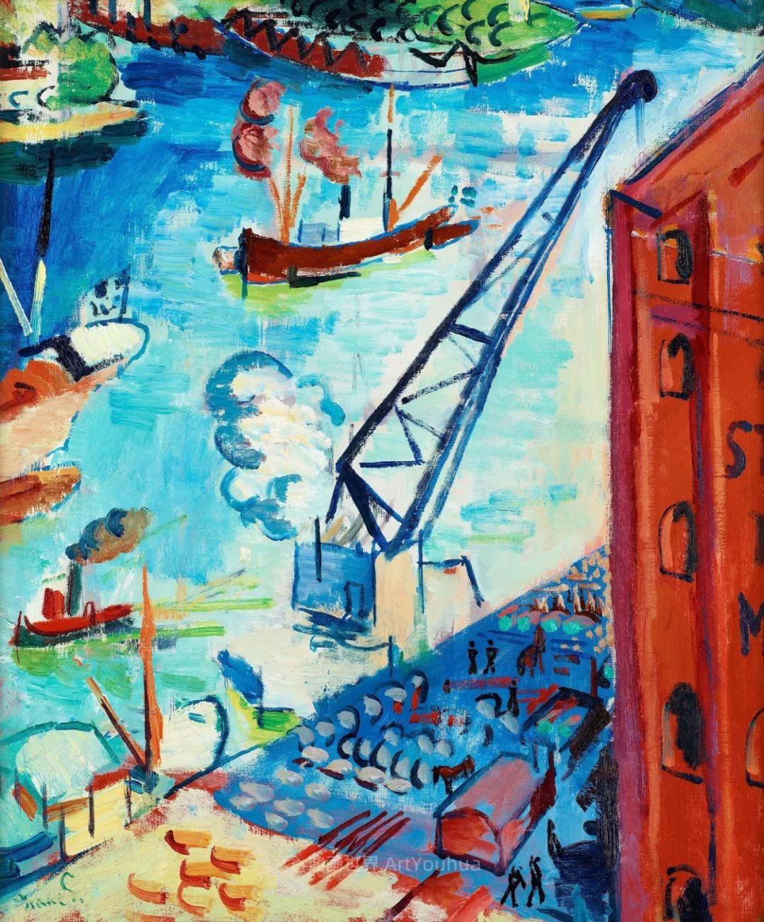 表现主义的色彩与笔触,第一代瑞典现代主义领军人物插图113