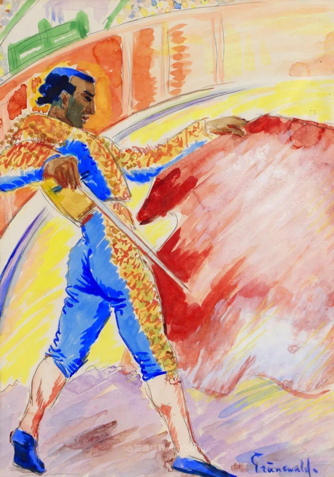 表现主义的色彩与笔触,第一代瑞典现代主义领军人物插图127