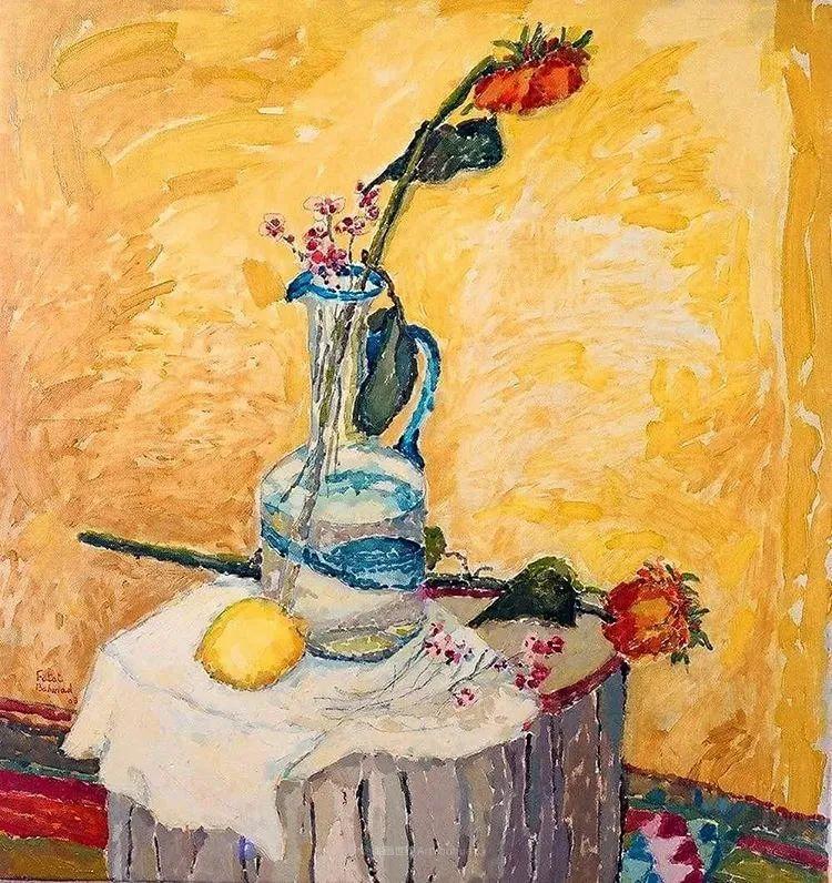 她的作品色彩丰富,充满爱意,富有生活气息!插图33