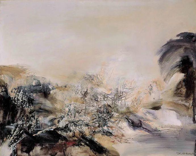 赵无极:我国的现实主义不仅否定了艺术,也否定了传统,艺术让我不怕死插图37