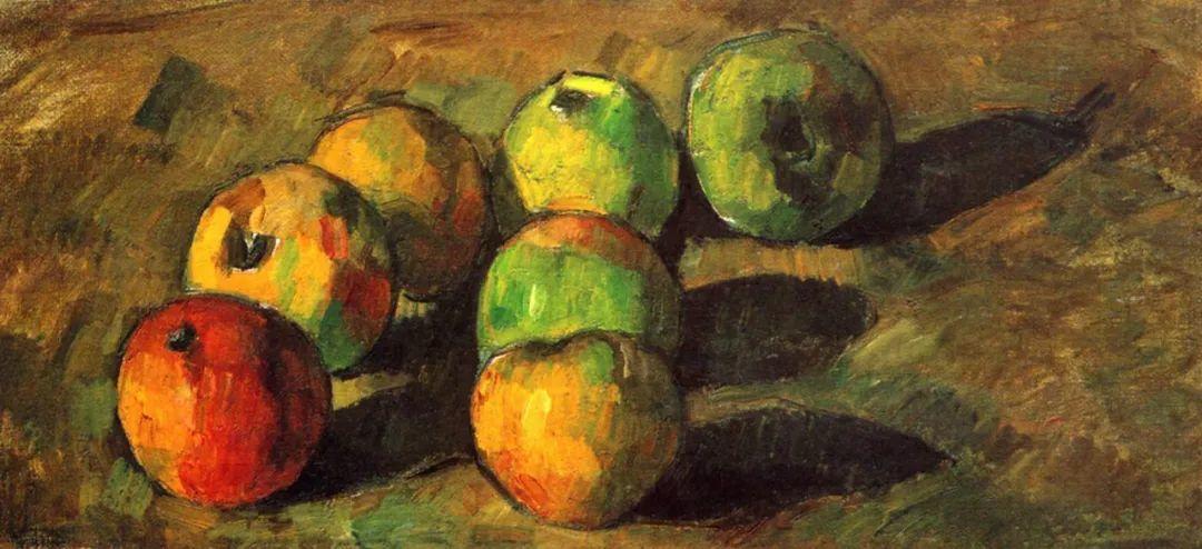 现代绘画之父塞尚,静物作品精选99幅插图7