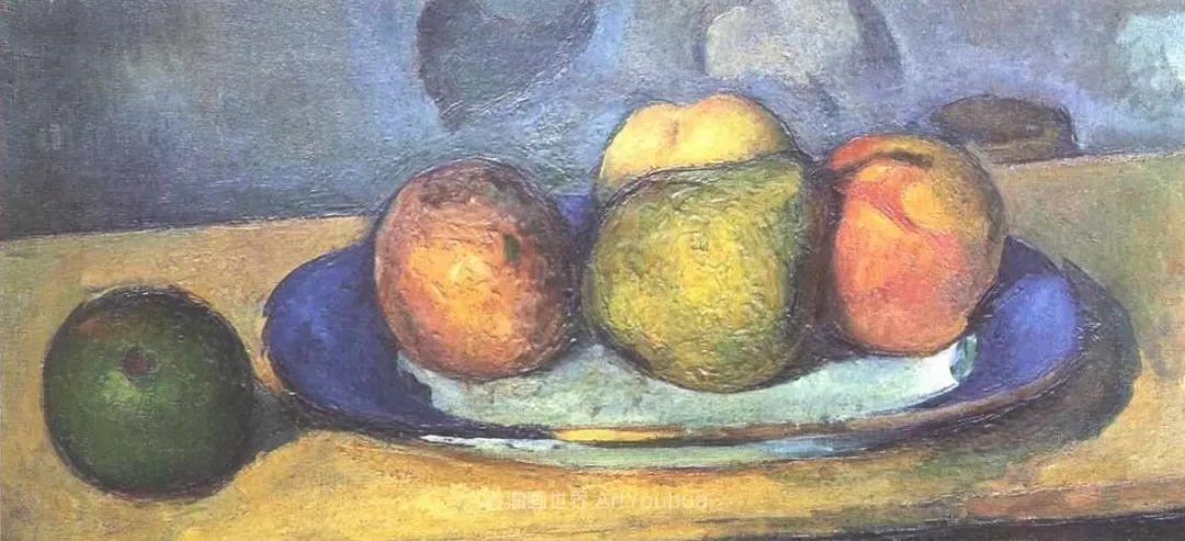 现代绘画之父塞尚,静物作品精选99幅插图83