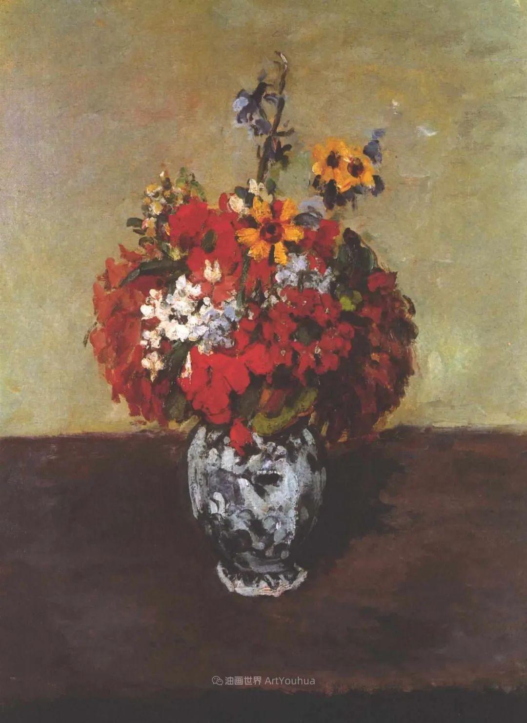 现代绘画之父塞尚,静物作品精选99幅插图143