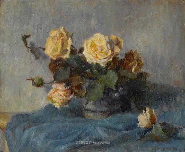 现代绘画之父塞尚,静物作品精选99幅插图161