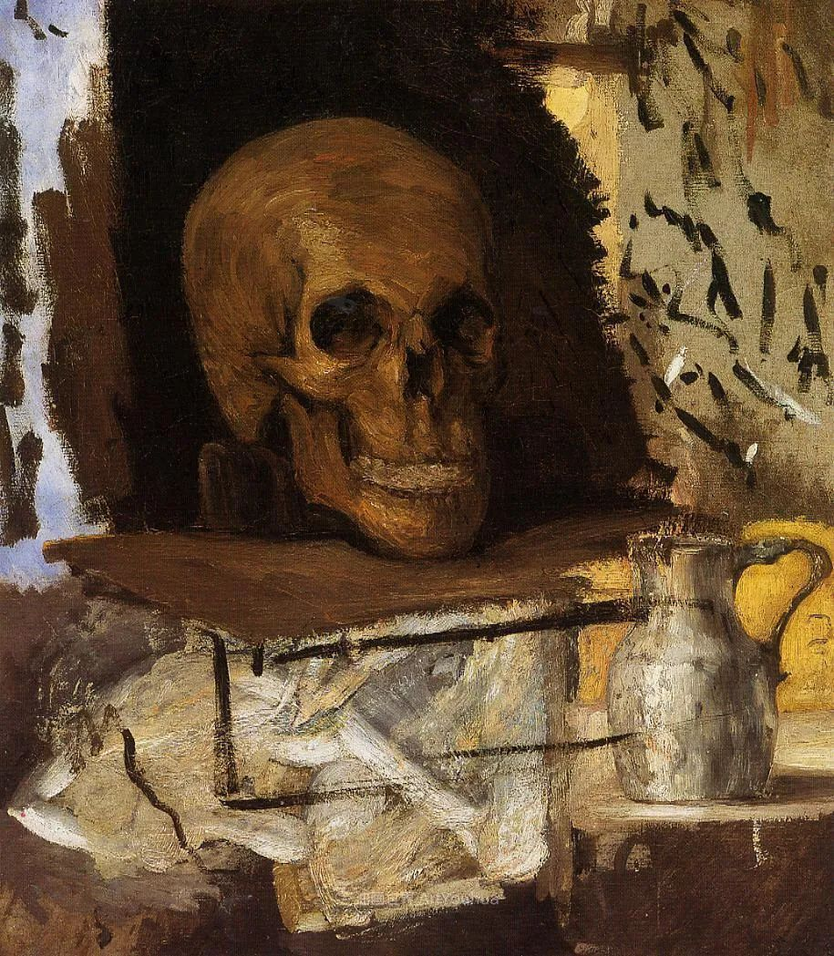 现代绘画之父塞尚,静物作品精选99幅插图163