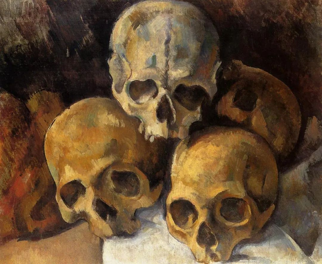 现代绘画之父塞尚,静物作品精选99幅插图183