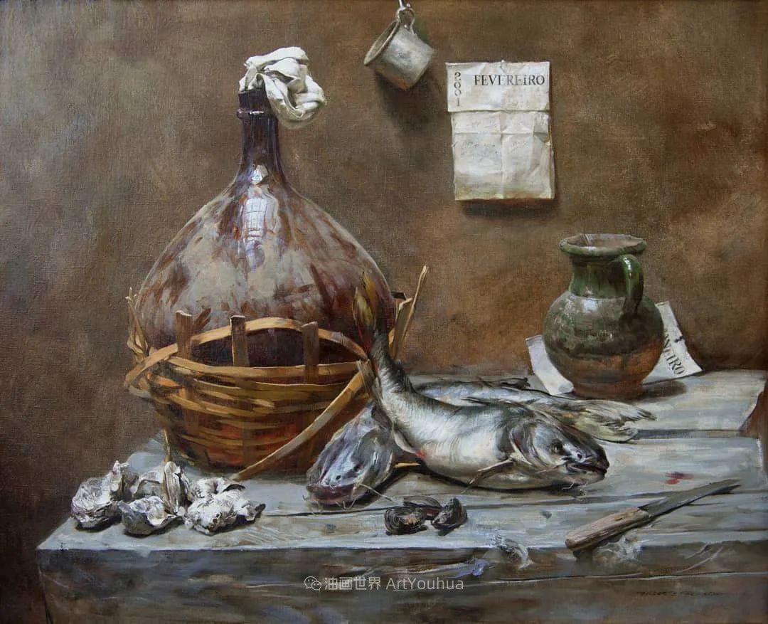 旅俄的巴西学院现实主义画家,吉尔伯托·杰拉尔多插图31