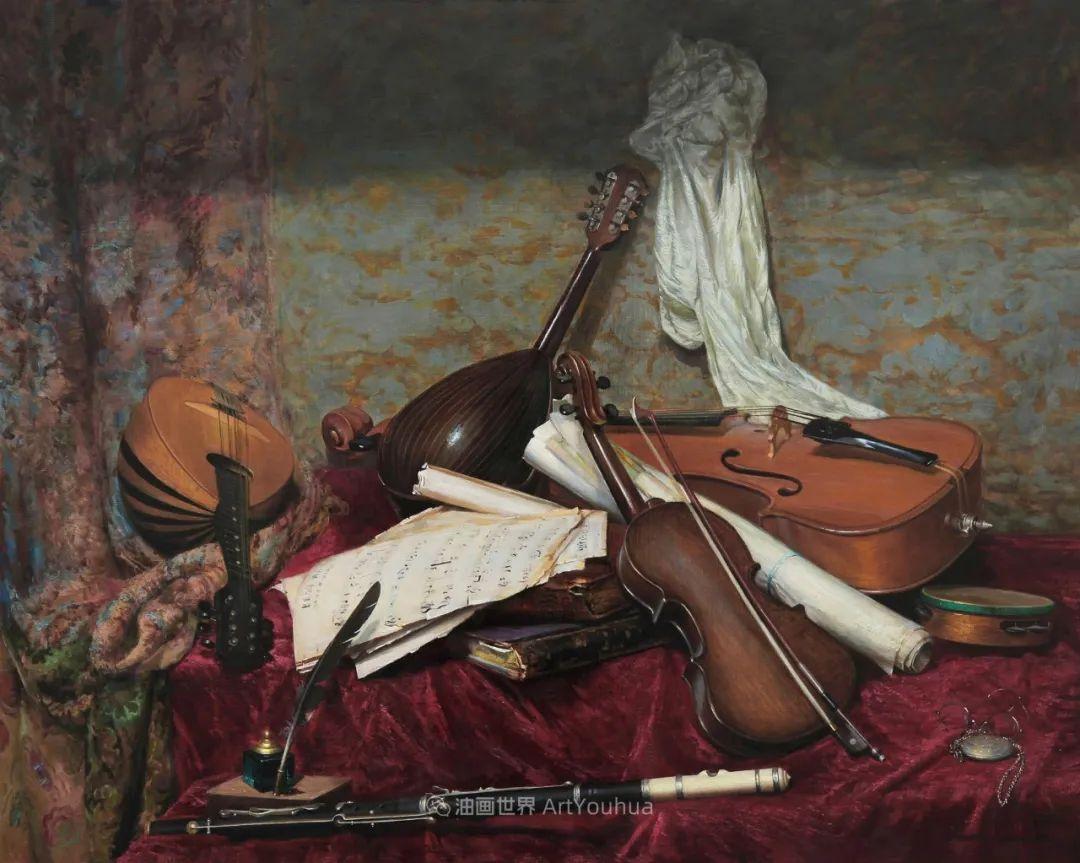 旅俄的巴西学院现实主义画家,吉尔伯托·杰拉尔多插图33
