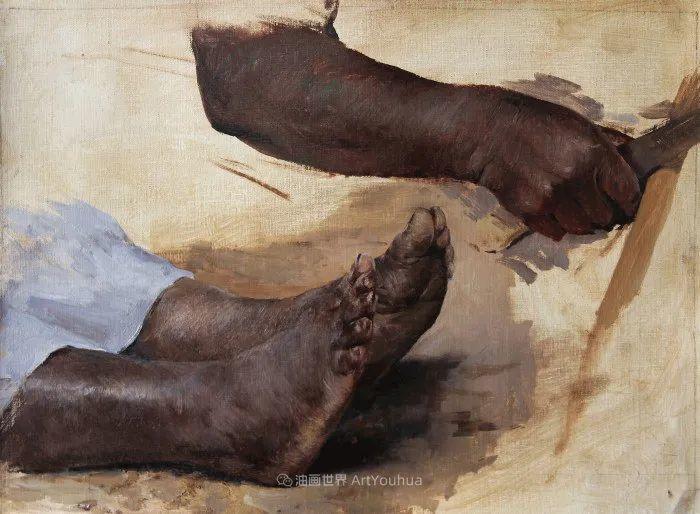 旅俄的巴西学院现实主义画家,吉尔伯托·杰拉尔多插图71