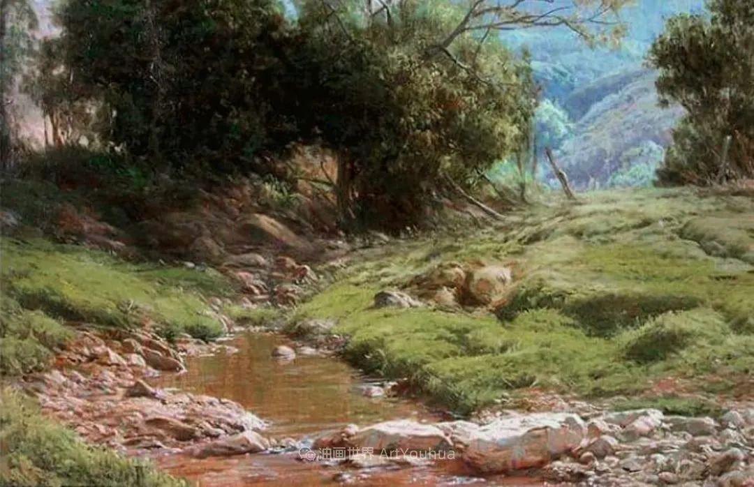 旅俄的巴西学院现实主义画家,吉尔伯托·杰拉尔多插图85