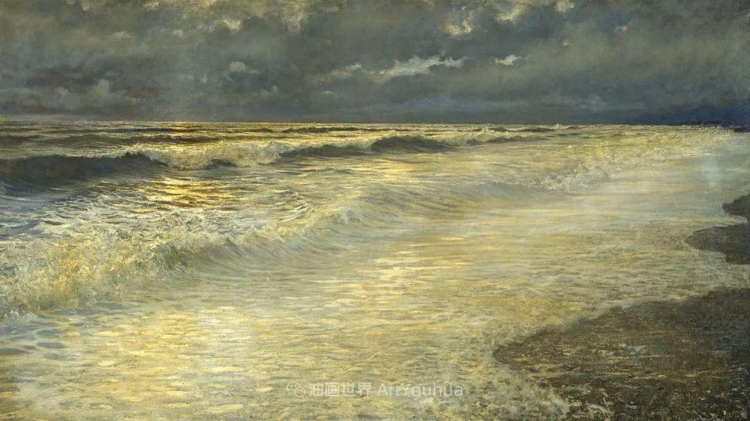 诗意、没有边际的海景画!插图3