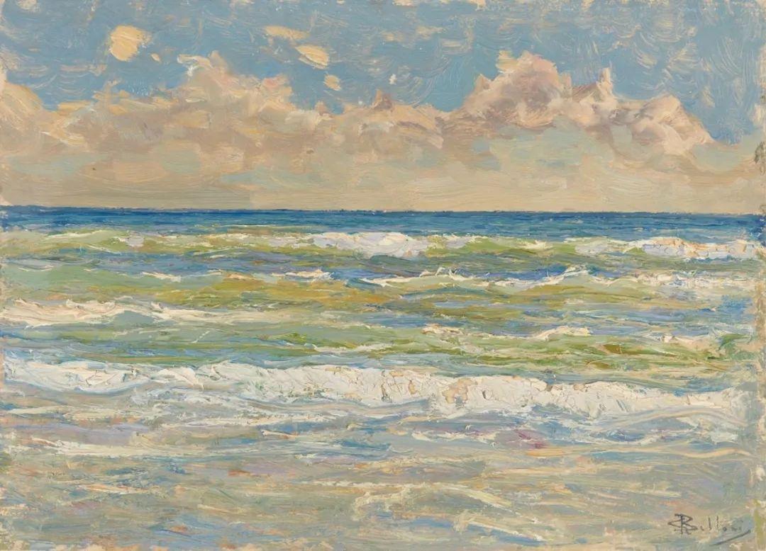 诗意、没有边际的海景画!插图5