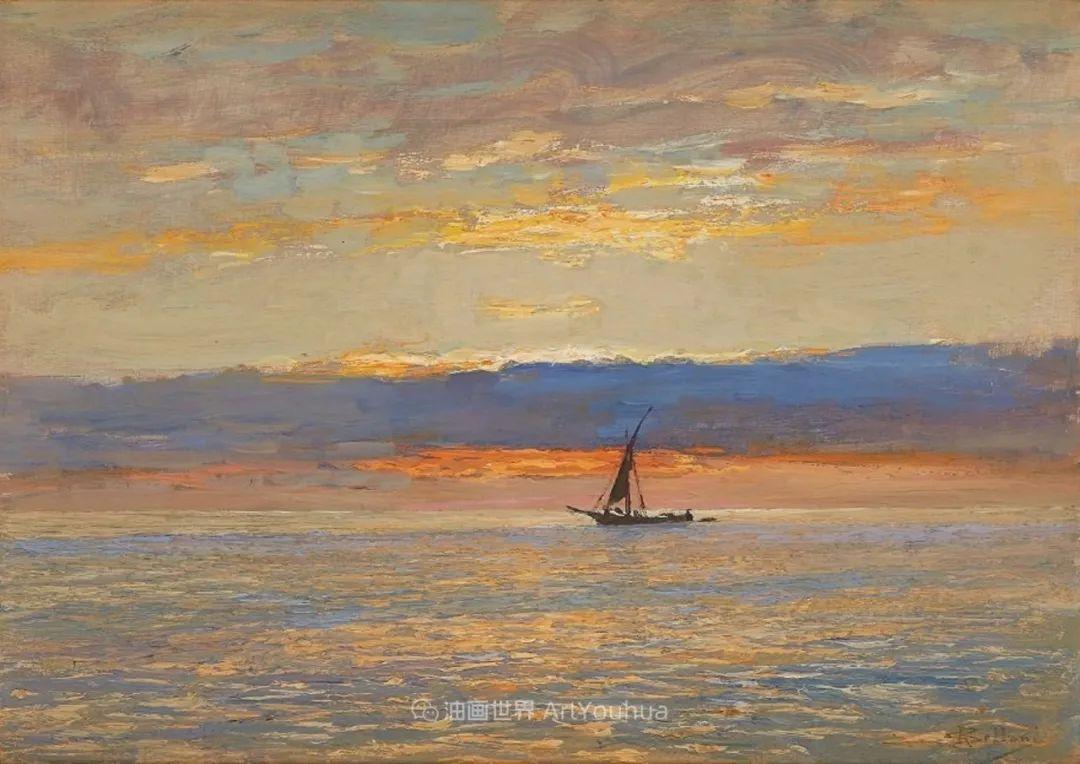 诗意、没有边际的海景画!插图21