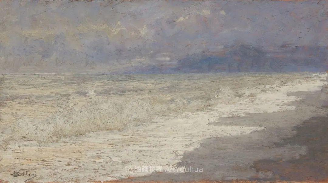 诗意、没有边际的海景画!插图41