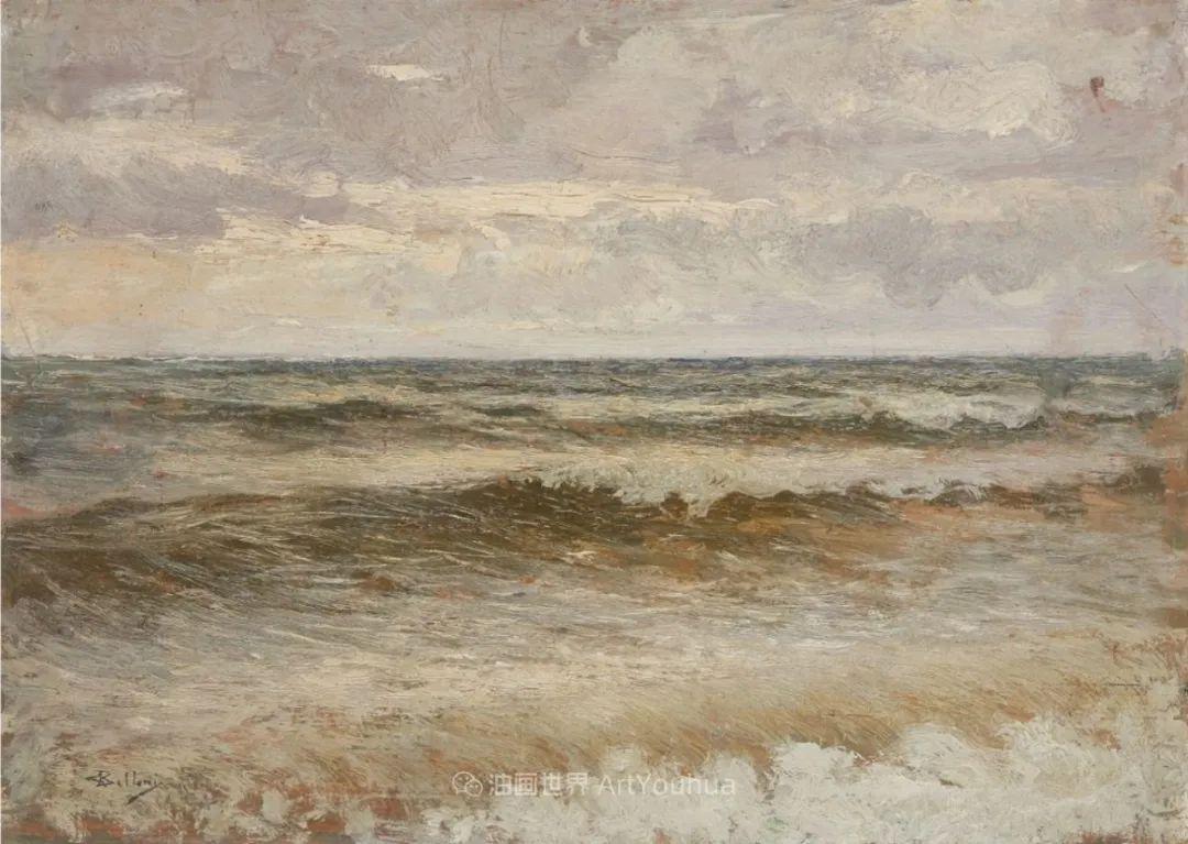 诗意、没有边际的海景画!插图43