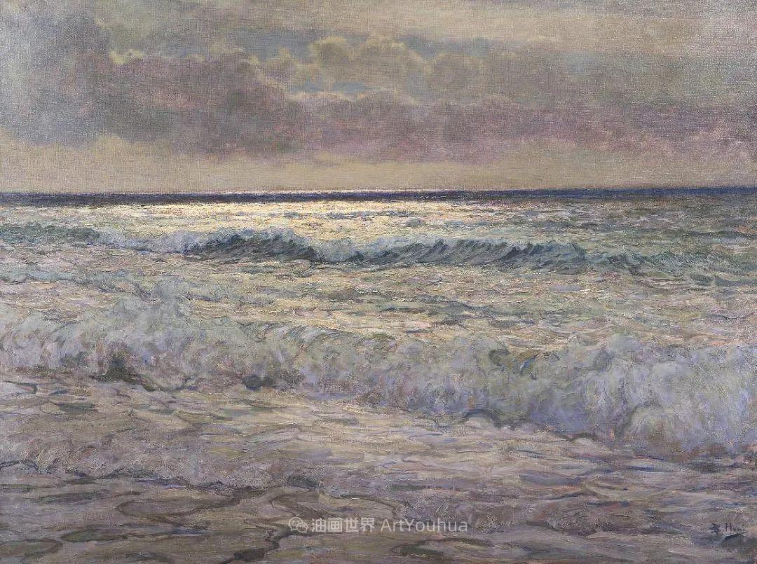 诗意、没有边际的海景画!插图45