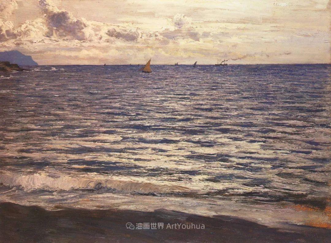 诗意、没有边际的海景画!插图47
