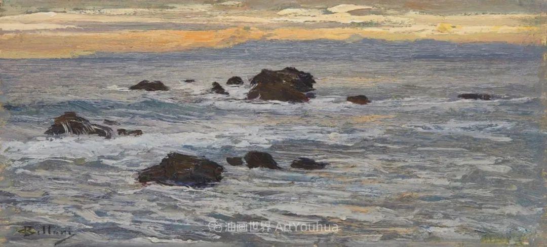 诗意、没有边际的海景画!插图53