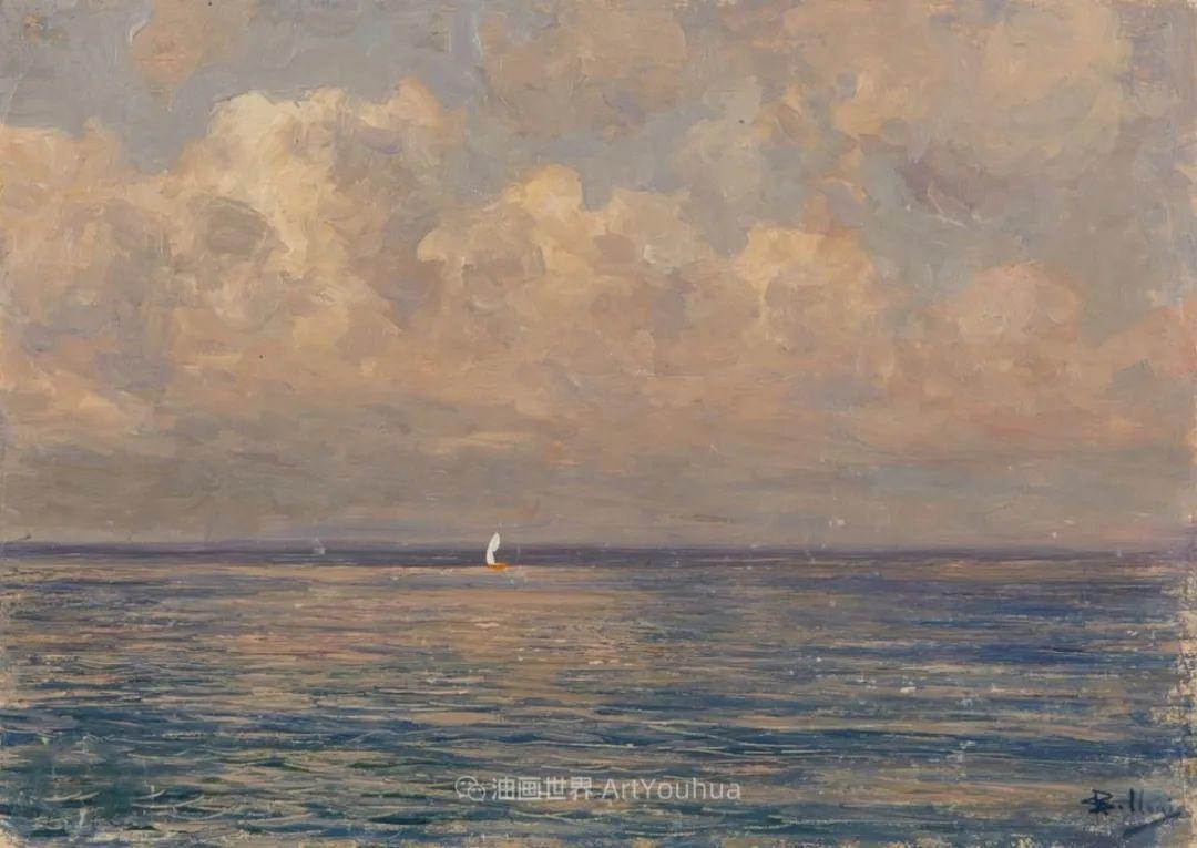 诗意、没有边际的海景画!插图65