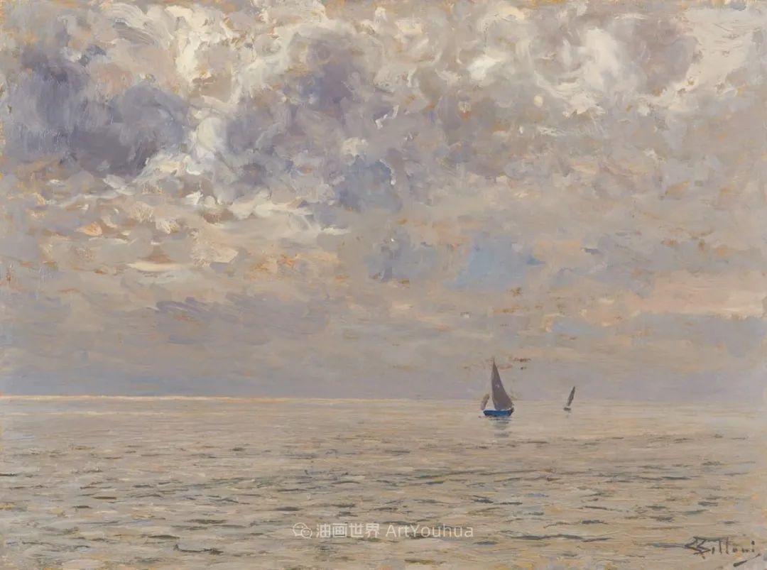 诗意、没有边际的海景画!插图69