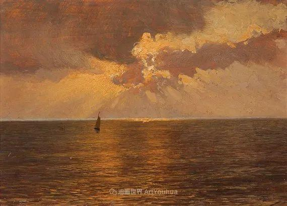 诗意、没有边际的海景画!插图81