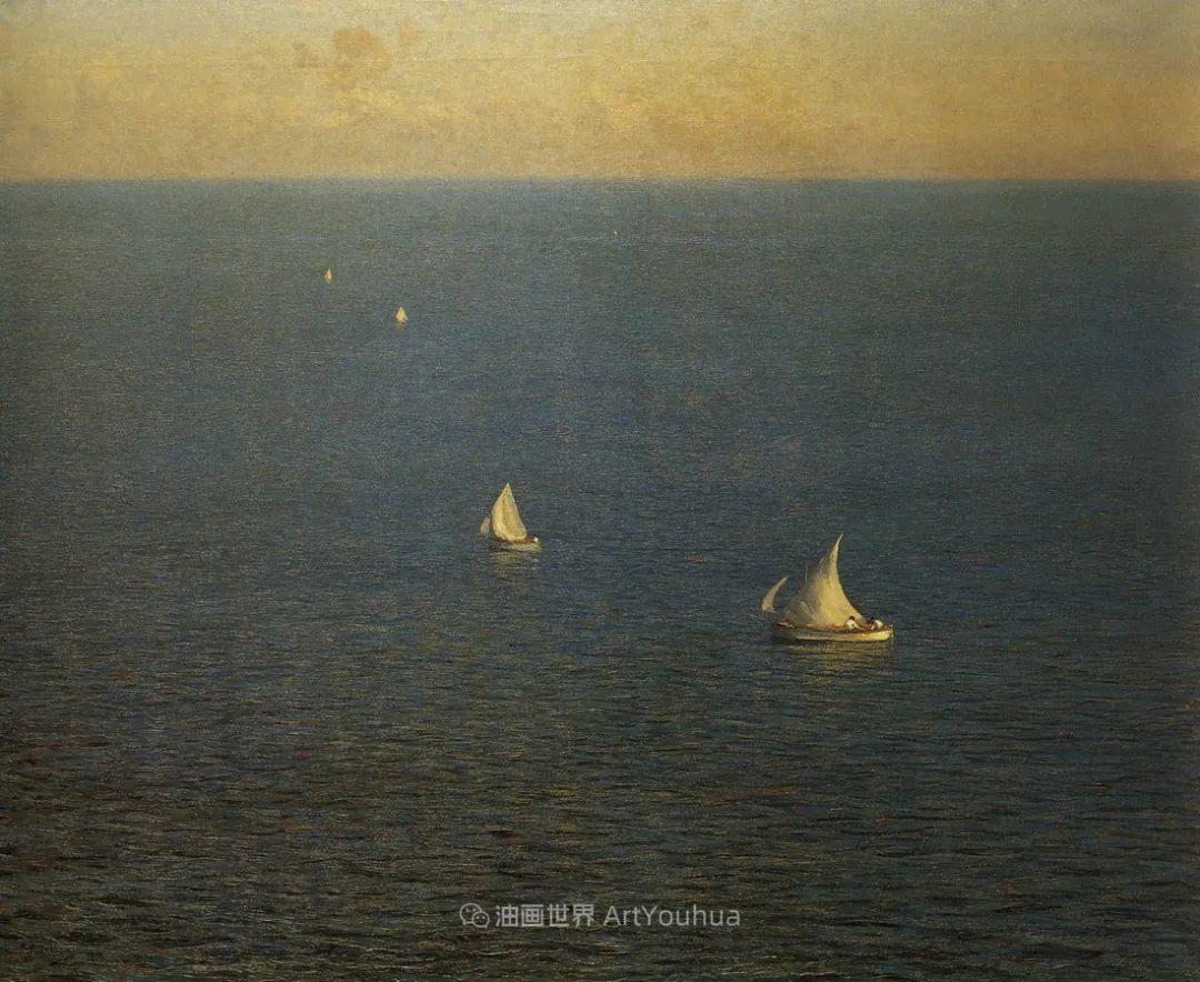 诗意、没有边际的海景画!插图111