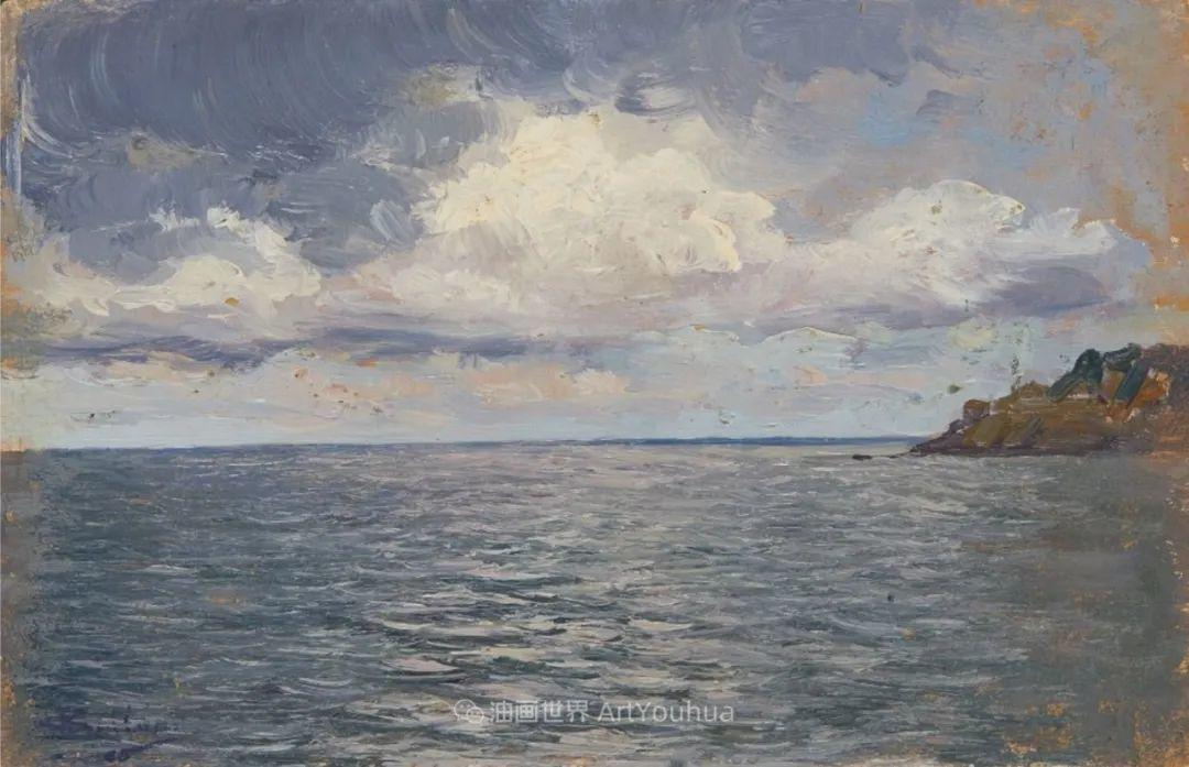 诗意、没有边际的海景画!插图119