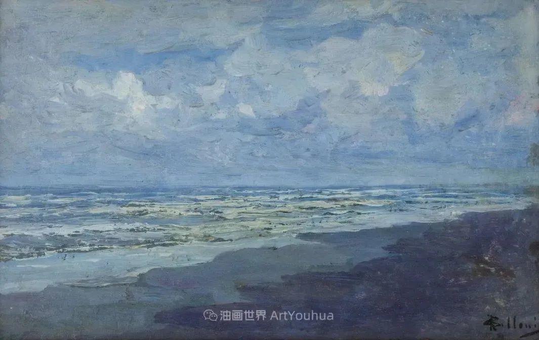 诗意、没有边际的海景画!插图121