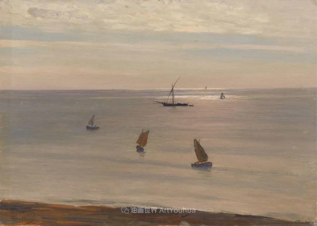 诗意、没有边际的海景画!插图125