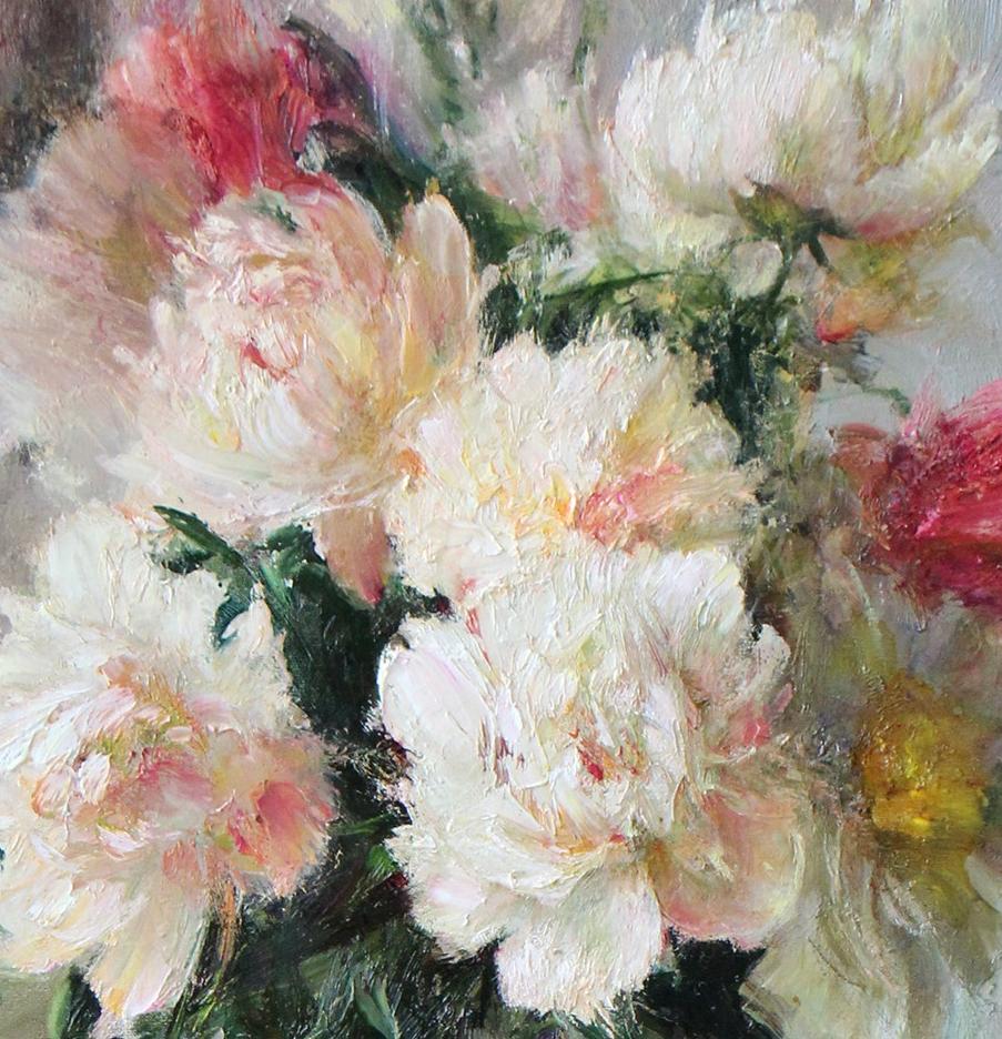 厚重油画感十足的花卉,真不敢相信出自女生之手插图49