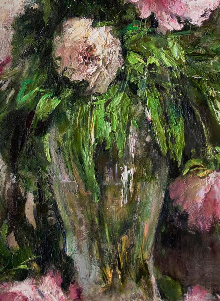厚重油画感十足的花卉,真不敢相信出自女生之手插图57