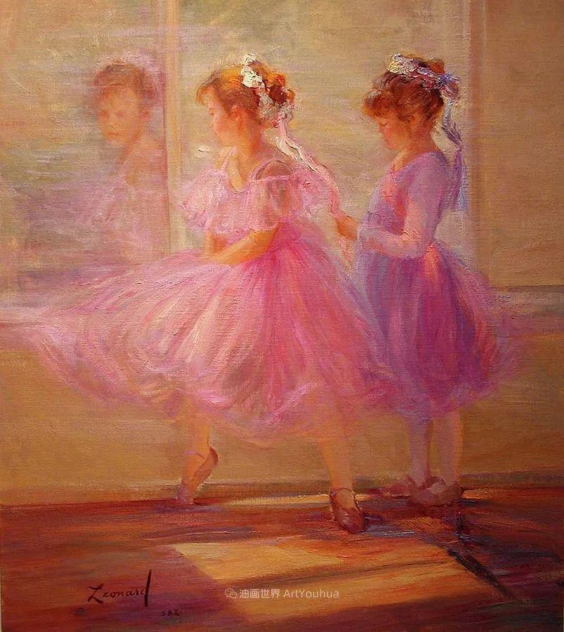 自学成才的她,画里充满了色彩、光和大大的笔触!插图69