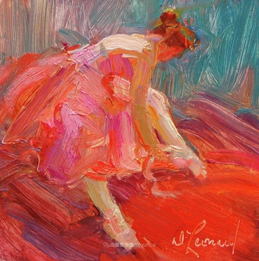 自学成才的她,画里充满了色彩、光和大大的笔触!插图125
