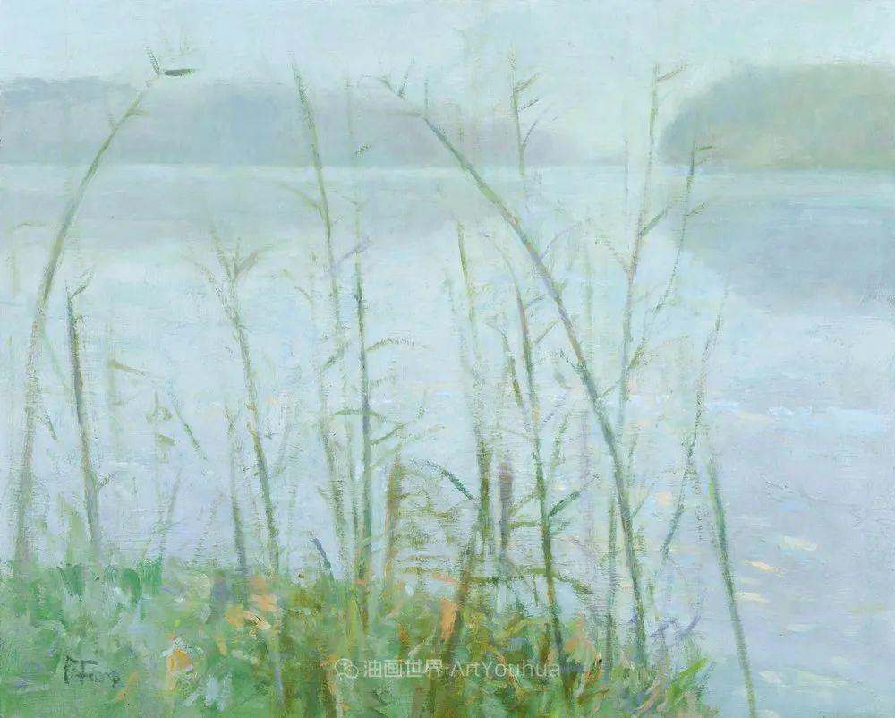 他每一幅画中,真正的主题都是光,绝美!插图117