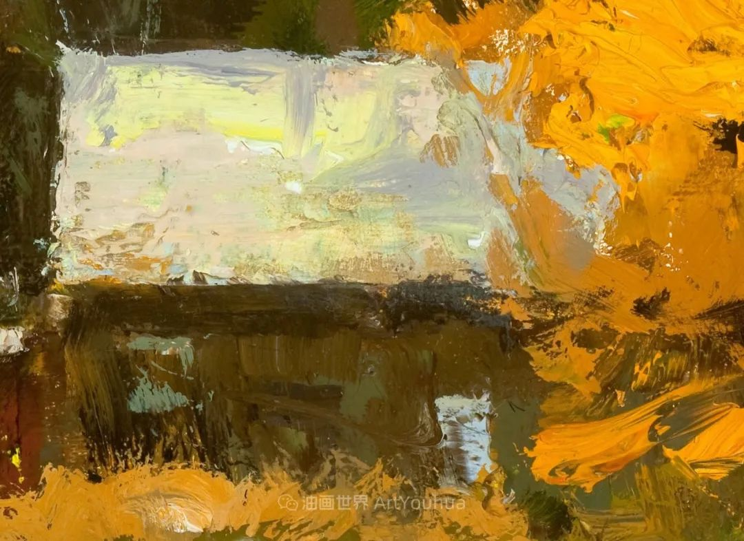 他每一幅画中,真正的主题都是光,绝美!插图141