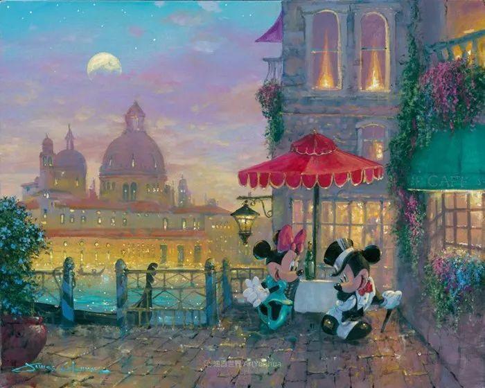 前迪士尼大牛的画,一流的想象力和创造力!插图23