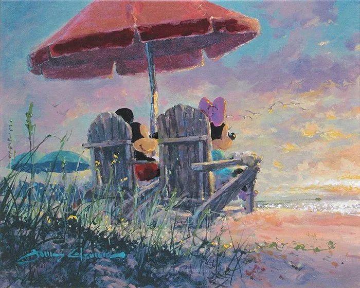 前迪士尼大牛的画,一流的想象力和创造力!插图27