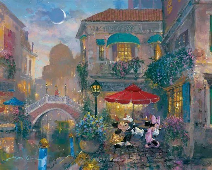 前迪士尼大牛的画,一流的想象力和创造力!插图31