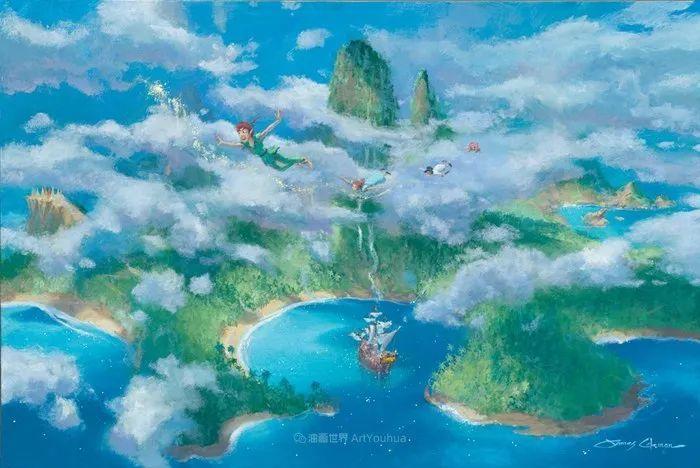 前迪士尼大牛的画,一流的想象力和创造力!插图35