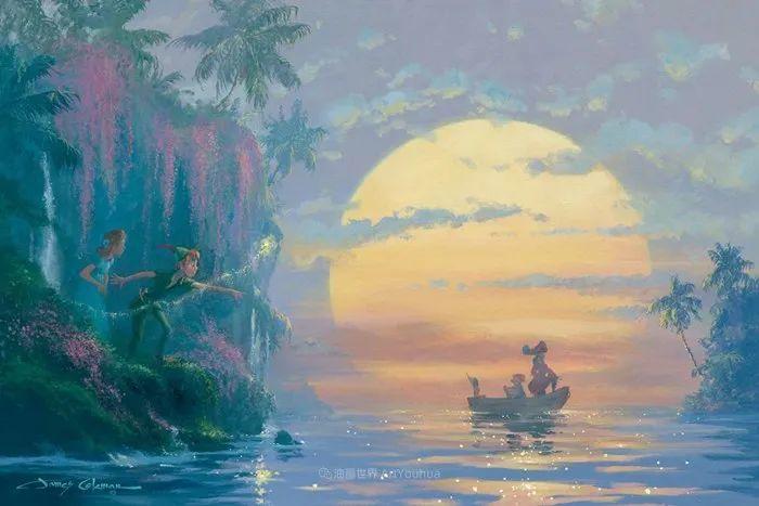 前迪士尼大牛的画,一流的想象力和创造力!插图43