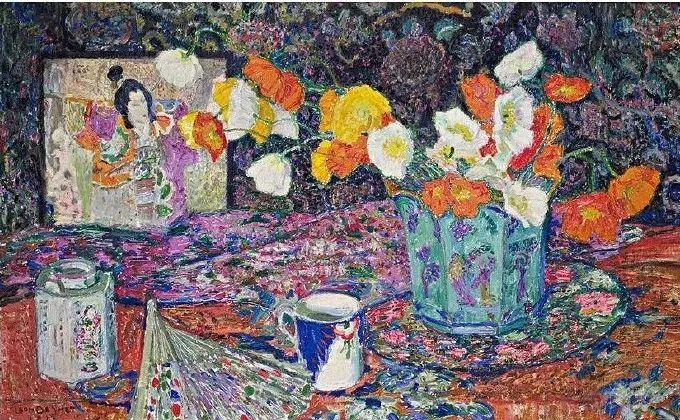 比利时画家 Léon de Smet  莱昂·德·史密特  作品欣赏插图11