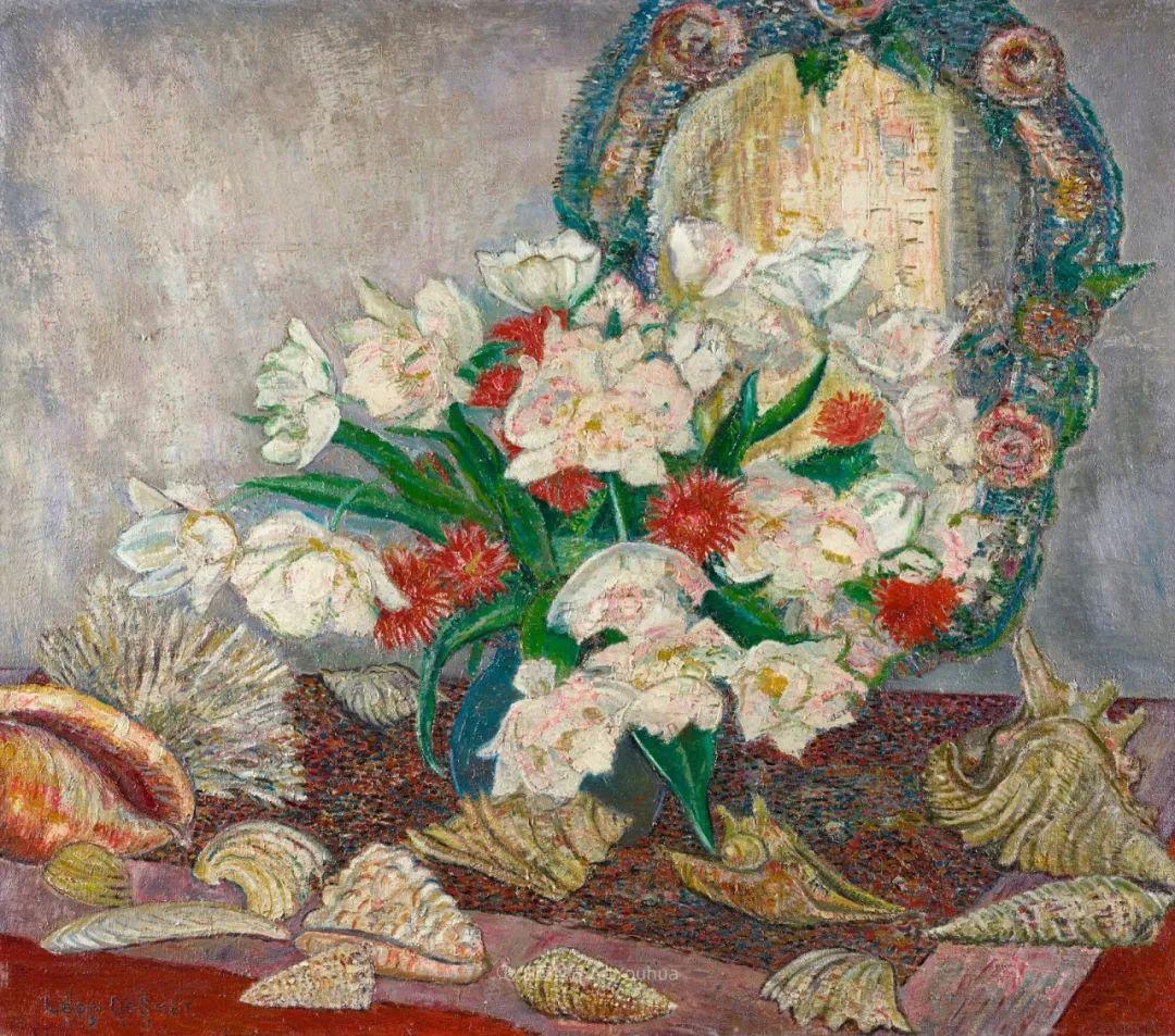 比利时画家 Léon de Smet  莱昂·德·史密特  作品欣赏插图15