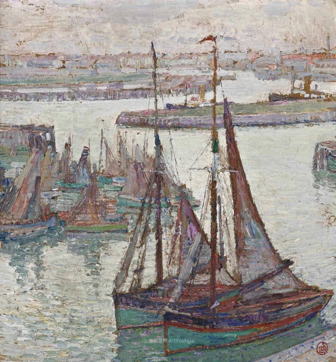 比利时画家 Léon de Smet  莱昂·德·史密特  作品欣赏插图43