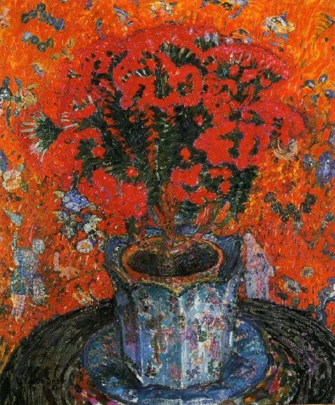 比利时画家 Léon de Smet  莱昂·德·史密特  作品欣赏插图47