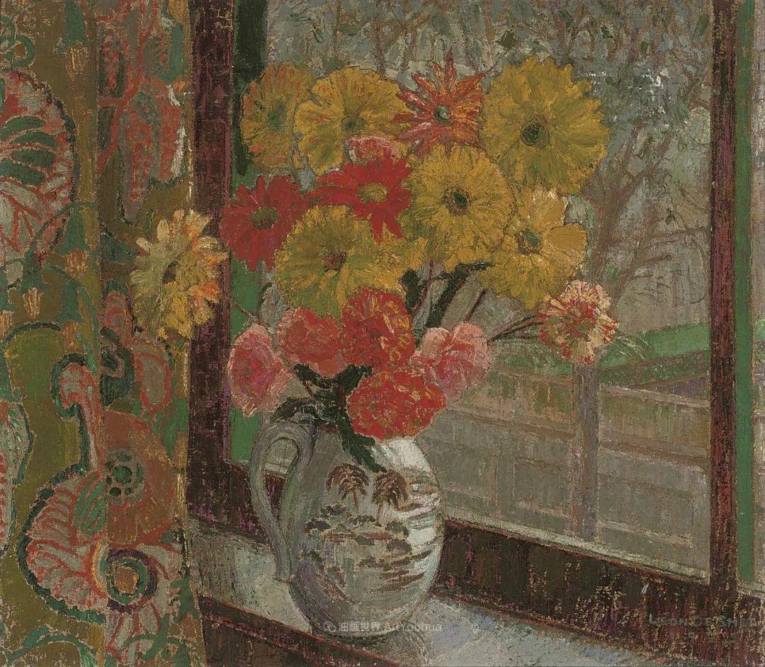 比利时画家 Léon de Smet  莱昂·德·史密特  作品欣赏插图53